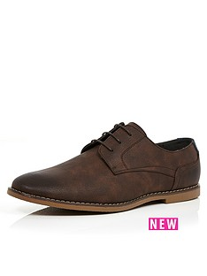 river-island-crepe-sole-gibson-mens-shoes
