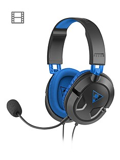 turtle-beach-ear-forcereg-recon-60p-amplified-stereo-gaming-headset