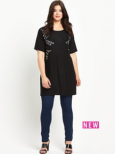 so-fabulous-so-fabulous-eyelet-split-side-tunic
