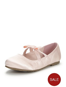ladybird-youngernbspgirls-mara-occasion-bow-ballerina-shoes