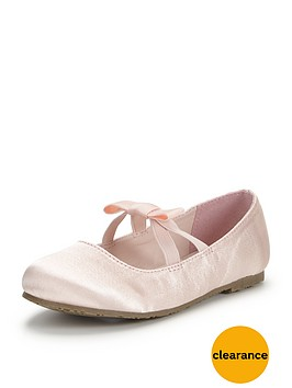 ladybird-youngernbspgirls-mara-occasion-bow-ballerina-shoes