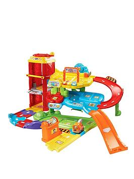 vtech toot toot drivers garage instructions