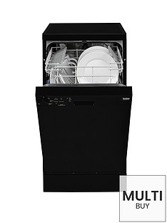 beko-dfs05010b-10-place-slimline-dishwasher-black