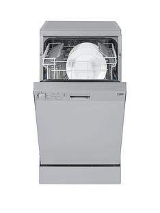 Beko DFS05010S 10-Place Dishwasher - Silver