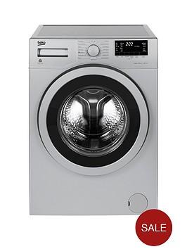 beko-ws832425s-8kg-load-1300-spin-washing-machine-silver