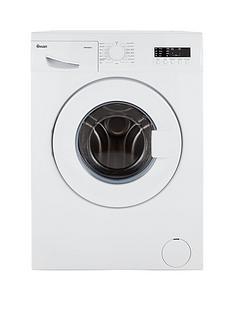 Swan SW2062W - 8kg Load, 1200 Spin Washing Machine - White
