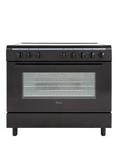 Swan SX2050 90cm Electric Vitroceramic Range Cooker