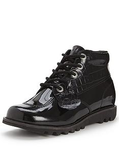 kickers-hi-side-croc-ankle-boot