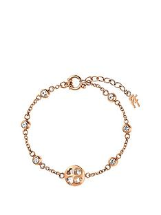 folli-follie-heart-4-heart-collection-rose-gold-plated-clear-crystal-stone-set-bracelet