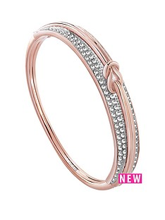 guess-tied-in-knots-crystal-set-rose-gold-plated-bangle