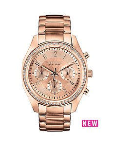 caravelle-new-york-caravelle-new-york-chronograph-crystal-set-dail-rose-gold-ip-stainless-steel-bracelet-ladies-watch