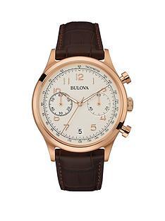 bulova-mens-leather-strap-watch