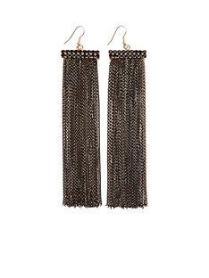 chain-drop-earrings