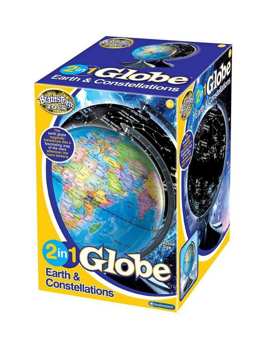 95b033d7d40c 2-in-1 Earth and Constellation Globe