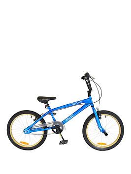 Silverfox Flight Boys Bmx Bike 10 Inch Frame