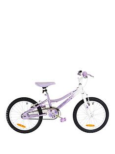 Silverfox Flutter Girls Bike 18 inch Wheel