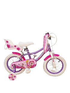 Silverfox Pixie Girls Bike 14 inch Wheel