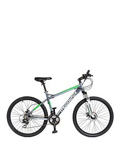 Muddyfox Toronto Hardtail Mens Mountain Bike 18 inch Frame