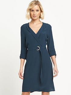 warehouse-d-ring-wrap-dress