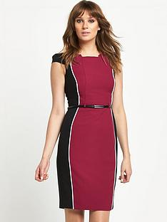 south-panelled-colourblock-pencil-dress