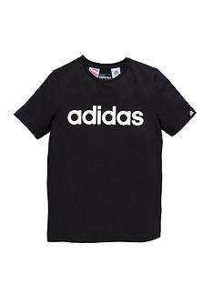 adidas-adidas-youth-boys-linear-logo-tee