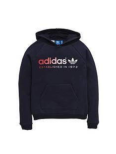 adidas-originals-girls-logo-hoodie