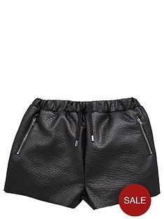 freespirit-girls-pu-shorts