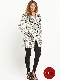 pinko-harry-monochrome-cardigan