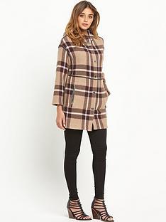 pinko-aristeo-reversible-duffle-coat-multi