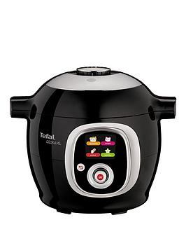 tefal-cy851840-cook4me-intelligent-multicooker-lcd-screen-with-100-inbuilt-recipesnbsp--black