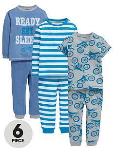 ladybird-boys-motorbike-pyjamas-set-3-pack-12-months-7-years