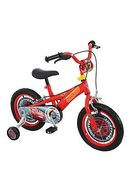 Disney Cars 14 Inch Bike