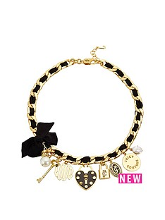 juicy-couture-padlock-charms-statement-necklace-blackgold