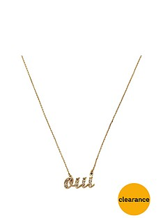 juicy-couture-pave-ouinbspwish-necklace-gold