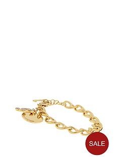 juicy-couture-pave-link-disc-bracelet-gold