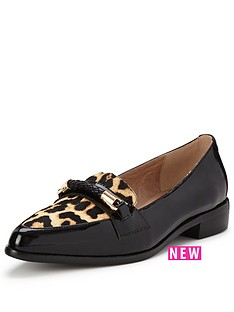moda-in-pelle-francia-leopard-detail-loafer