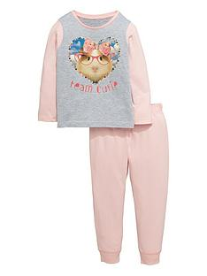 ladybird-girls-guineanbsppig-pyjamas-12-months-7-years