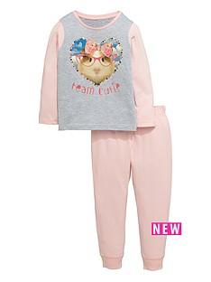 ladybird-girls-guineanbsppig-pyjamas-12-months-7-years