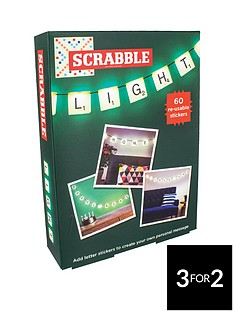 scrabble-light
