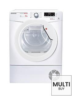 hoover-dynamic-mega-dmhd1013a2-heat-pump-10kg-sensor-tumble-dryer-white