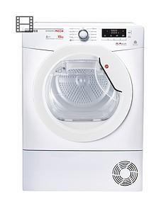 hoover-dynamic-mega-dmhd1013a2nbsp10kgnbspload-aquavision-heat-pump-sensor-tumble-dryer-white