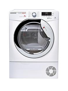 hoover-dncd813bc-dynamic-8kg-aquavision-condenser-sensor-tumble-dryer-white