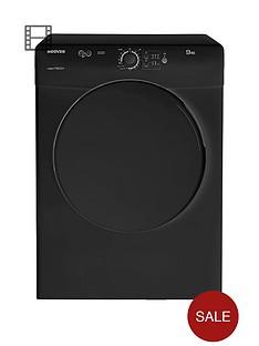hoover-vtv590ncb-vision-tech-9kg-vented-sensor-tumble-dryer-black
