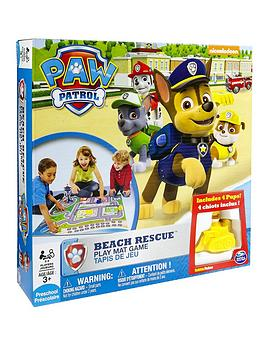 paw-patrol-beach-rescue-play-mat-game