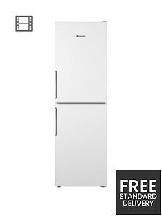 hotpoint-day-1-lex85n1w-60cmnbspwide-frost-free-fridge-freezer-a-energy-rating-white