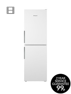 hotpoint-day-1-lex85n1w-60cmnbspwide-frost-free-fridge-freezernbspa-energy-rating-white