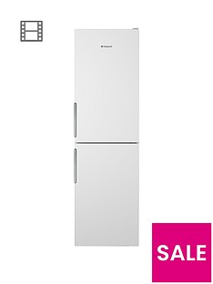 Hotpoint Extra XEX95T1IWZ 60cm Frost Free Fridge Freezer A+ Energy Rating - White