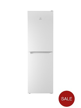 indesit-ld85f1w-60cm-frost-free-fridge-freezer-white