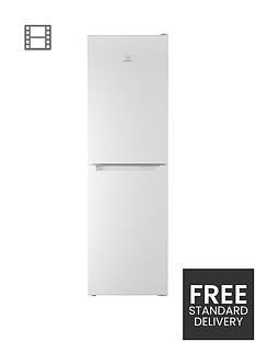 indesit-ld85f1w-60cm-frost-free-fridge-freezer-whitebr-a-energy-rating