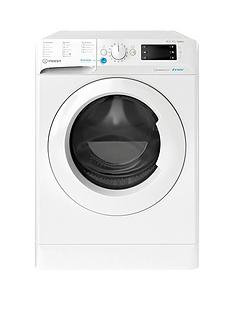 Indesit XWDE1071681XW Innex 1600 Spin 10kg Wash/7kg Dry Washer Dryer - White